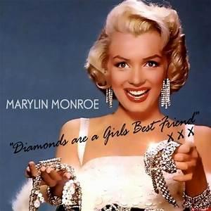 Amazon.com: Diamonds Are A Girls Best Friend: Marilyn ...