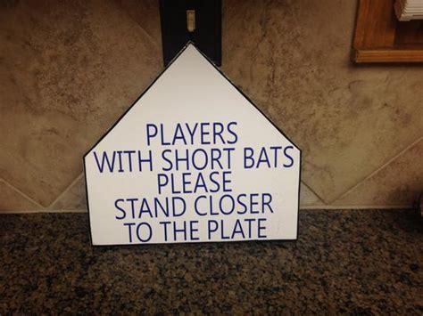 players  short bats  stand closer  sandjbargainvault