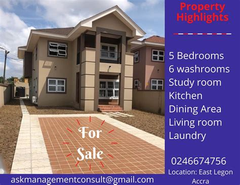 Ghana Real Estate Market Place - Real Estate - Accra ...
