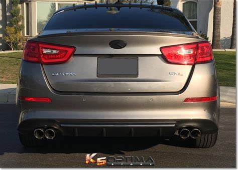 optima store flowmaster stainless steel quad exhaust tips