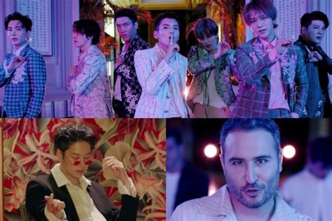 """Super Junior Sings """"one More Time (otra Vez)"""" With"""