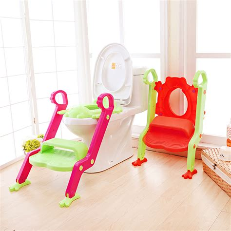 Frog Potty Seat With Step Ladder by Selling Children Toilet Stool Potty Seat