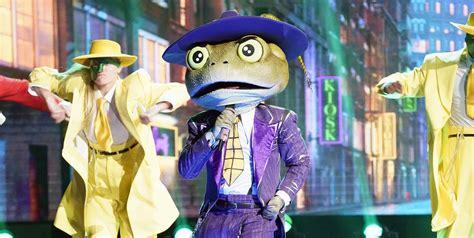 frog   masked singer  frog revealed
