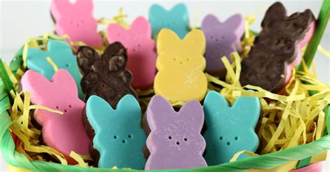 peeps chocolate candy  sisters