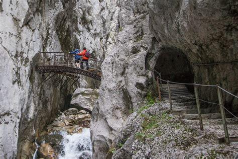Montag bis freitag von 8.30 bis 17.30 uhr. 28.07.2012 - Höllentalklamm bei Garmisch | Muellereien