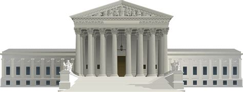 Supreme Court Clipart Supreme Court Justices Clip Www Imgkid The