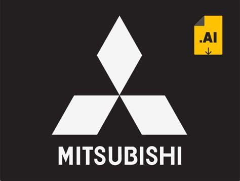 Mitsubishi Vector Logo (ai & Eps