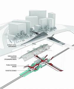 Gallery Of Metro Station 20 Proposal    Zna