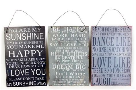 shabby chic signs wholesale wholesale plaques signs for the gift trade sparks gift wholesalers distressed wholesale