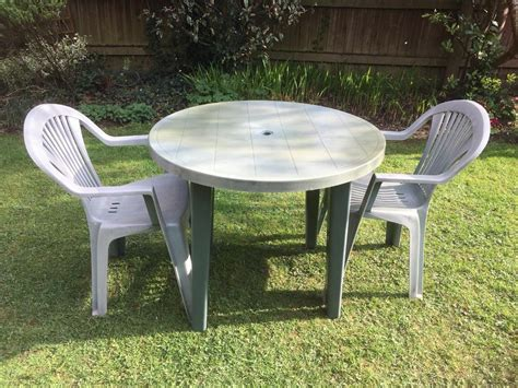Small Outside Table And Chairs by Small Plastic Table Chairs In Bridgend Outside