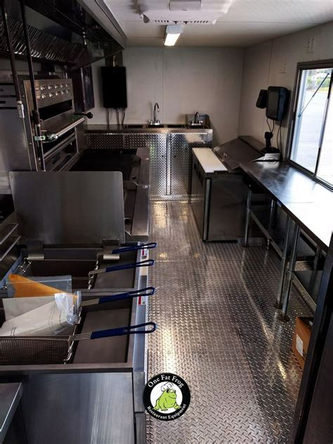 food truck kitchen design les 7101 meilleures images du tableau home sur 3507