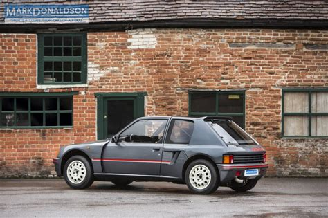 Peugeot 205 T16 For Sale by Image 1984 Peugeot 205 T16 Pops Up For Sale Size 1024 X