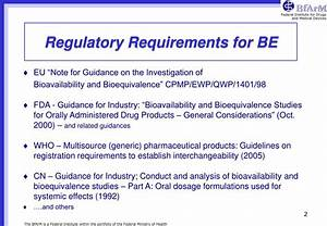 PPT - Regulatory Requirements for BE PowerPoint ...