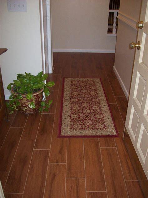 Tile Installer In Florida by Porcelain Plank Wood Look Tile Installations Ta