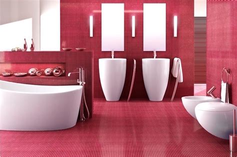 colorful bathrooms 25 colorful bathrooms to inspire you this weekend