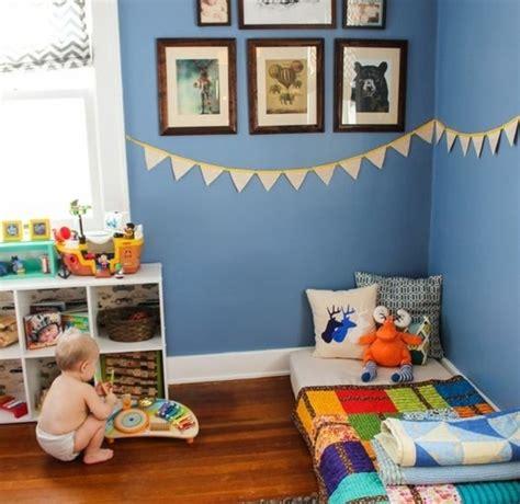 la cuisine de bébé la peinture chambre bébé 70 idées sympas