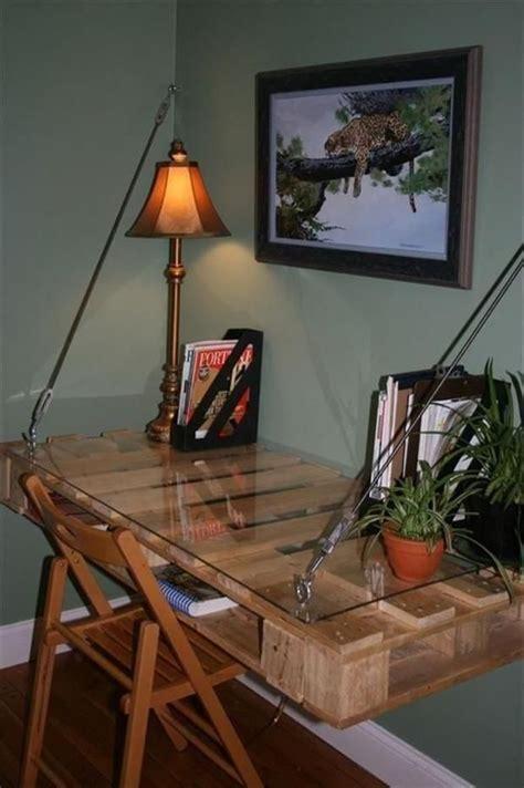 great diy pallet farm table desk