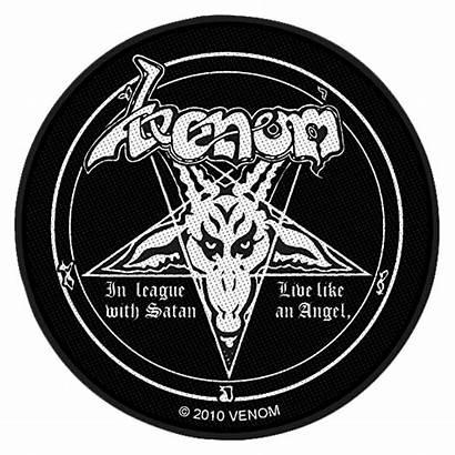 Venom Patch Satan League Woven Patches Maiden