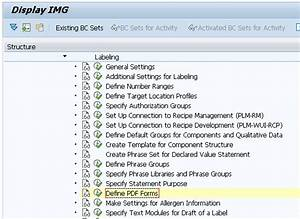 SAP PLM Recipe Development – Reporting Capabilities ...