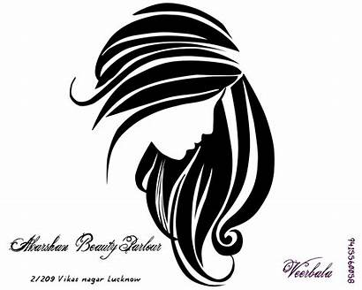 Hair Beauty Salon Clipart Parlour Parlor Icon