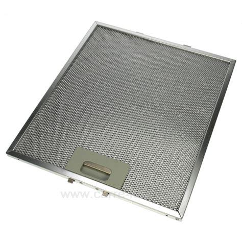 filtre hotte de cuisine filtre de hotte anti graisse métallique
