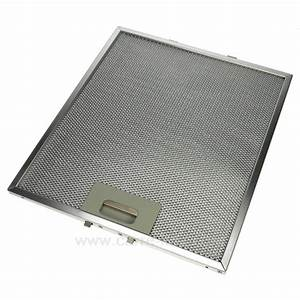 filtre a graisse metal 267x303 mm de hotte aspirante With filtre hotte de cuisine