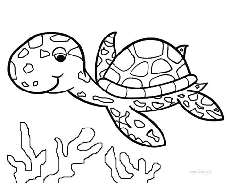 sea turtles coloring pages printable coloring pages