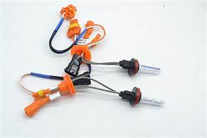 Auto Lighting System 55w Autozone H8 H11b Hid Bulbs Kit