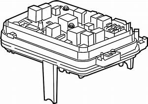 22865683 - Gmc Block Assembly