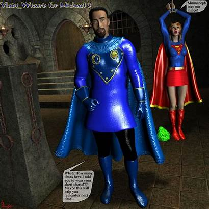Wizard Vladi Lair Characters Superheroinecentral Webmaster Roleplay