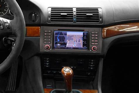 autoradio bmw e39 autoradio bmw s 233 rie 5 e39 et x5 e53 pas cher gps wifi auto m 233 dia
