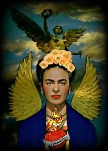 Frida Kahlo Kunstwerk : de 25 bedste id er inden for digital kunst p pinterest popkultur digitale malerier og ~ Markanthonyermac.com Haus und Dekorationen