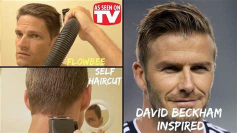 Flowbee Haircut It Like David Beckham