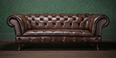 what to look for in a leather sofa 4 vital things to look for in a leather chesterfield sofa