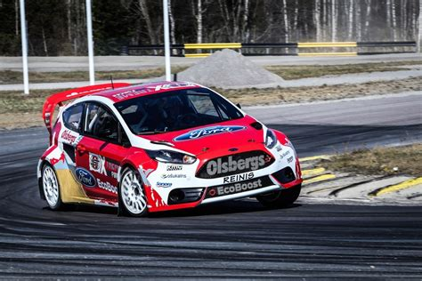 Reinis Nitišs uzsāks otro sezonu FIA pasaules rallijkrosa čempionātā