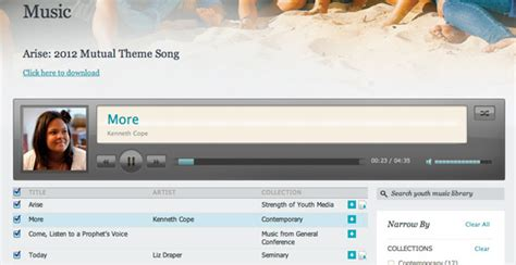 Youth Site To Expand Free, Uplifting Music Offerings