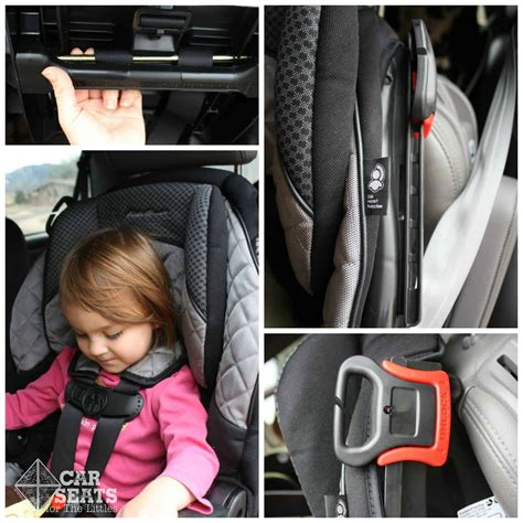 eddie bauer deluxe highback  review car seats