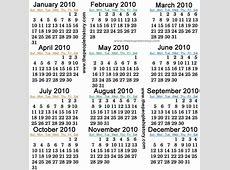 2010 Calendar Fotolipcom Rich image and wallpaper