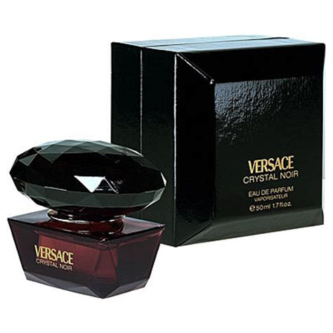versace crystal noir ml edt vercry