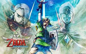 The Legend Of Zelda Skyward Sword Game Giant Bomb