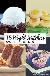 15 Weight Watchers Desserts