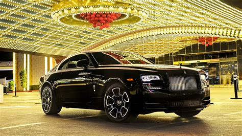 Rolls Royce Wraith 4k Wallpapers by Rolls Royce Wraith Black Badge 2017 4k Wallpapers Hd