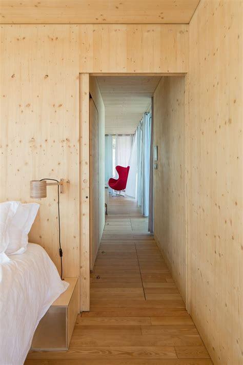 chambre flottante maison contemporaine flottante mobile et écologique