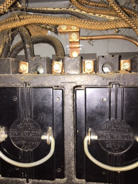 Aluminum Wiring With Ground Small Fuse Box