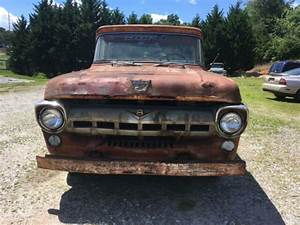 1957 Ford F100 1  2 Ton Pickup For Sale  Photos  Technical
