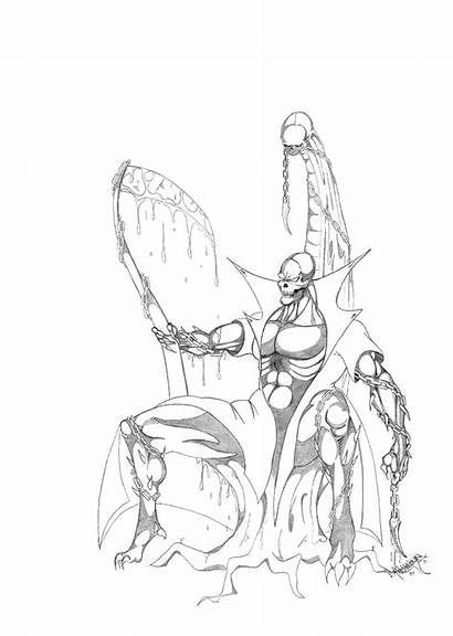 Reaper Throne Dfmurcia Deviantart