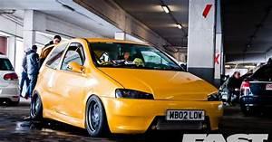 2003 Fiat Punto Mk2 1 2 8v Active Sport
