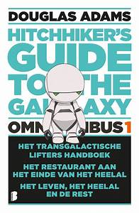Ebook Epub  The Hitchhiker U0026 39 S Guide To The Galaxy - Omnibus 1