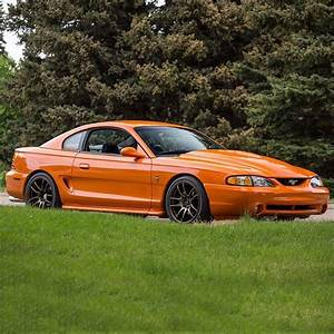 Richard has a very unique build for his 94 #Mustang. This has a 4.2 V6 (from an 98 F150) with a ...