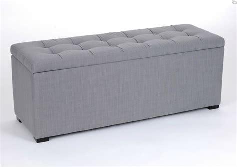 bout de lit capitonn 233 coffre capitonn 233 meubles et d 233 coration amadeus au grenier de juliette